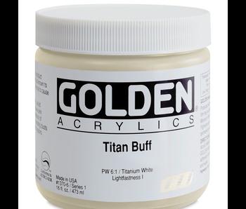 GOLDEN 16OZ TITAN BUFF HB SERIES 1