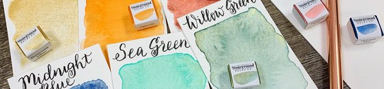 Watercolour Sets & Mediums