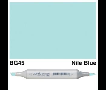 COPIC SKETCH BG45 NILE BLUE
