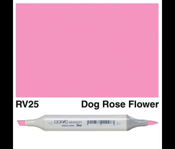 COPIC SKETCH RV25 DOG ROSE FLOWER