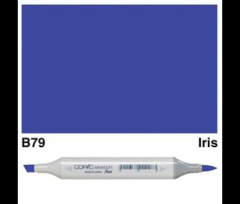 COPIC SKETCH B79 IRIS