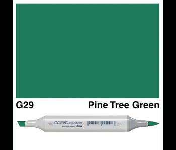 COPIC SKETCH G29 PINE TREE GREEN