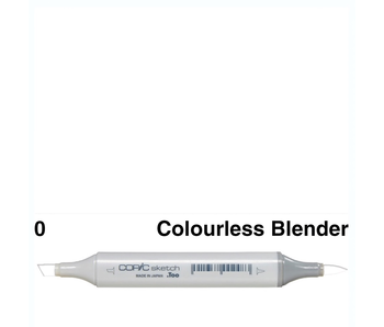 COPIC SKETCH 0 COLOURLESS BLENDER