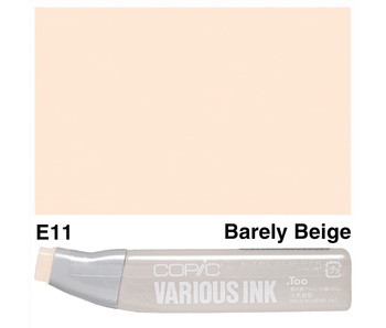 COPIC VARIOUS INK REFILL BARLEY BEIGE E11