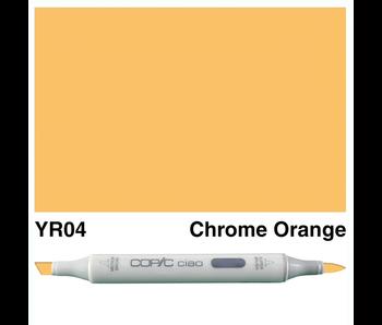 COPIC CIAO YR04 CHROME ORANGE