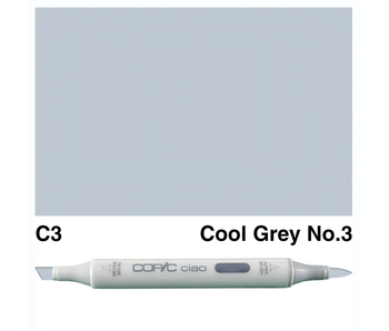 COPIC CIAO C3 COOL GRAY 3