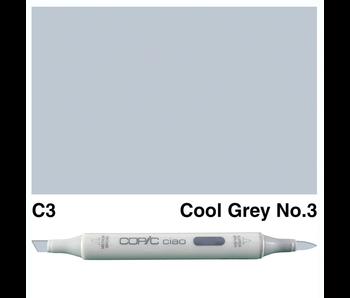 Copic Ciao C3 Cool Gray 3