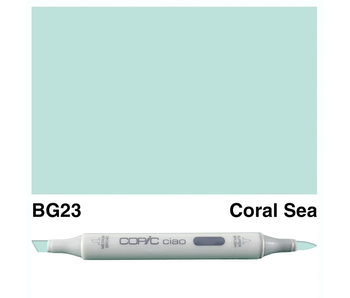 COPIC CIAO BG23 CORAL SEA