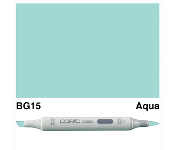 COPIC CIAO BG15 AQUA