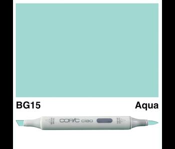 Copic Ciao BG15 Aqua