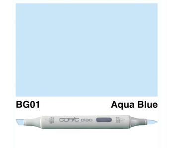 COPIC CIAO BG01 AQUA BLUE