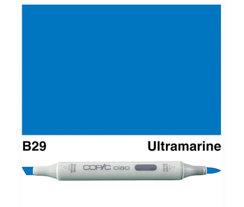 COPIC CIAO B29 ULTRAMARINE