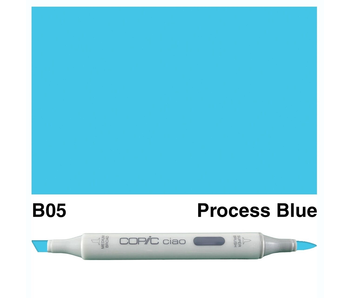 COPIC CIAO B05 PROCESS BLUE