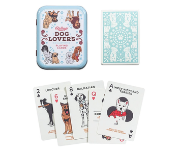 Ridley's GAMES - DOG LOVERS PLAYING CARDS