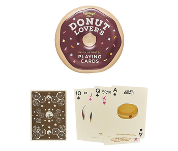 Ridley's GAMES - DONUT LOVERS PLAYING CARDS