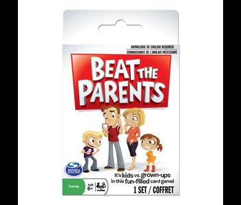 Beat the Parents Card Game