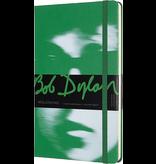 MOLESKINE RULED NOTEBOOK 5X8.25 BOB DYLAN