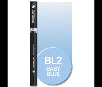 CHAMELEON BRUSH PEN BL2 BABY BLUE