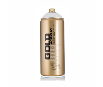 GOLD NC-ACRYLIC PROFESSIONAL SPRAY PAINT MARBLE