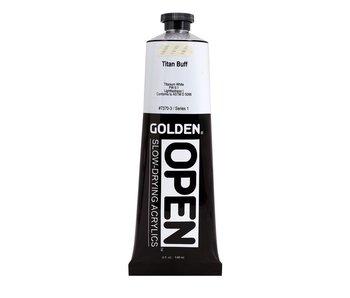 GOLDEN OPEN 5OZ Titan Buff Series 1