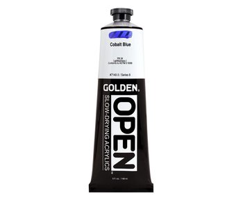 Golden Open 5Oz Cobalt Blue Series 8 Acrylic