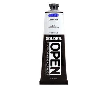 GOLDEN OPEN 5OZ Cobalt Blue Series 8