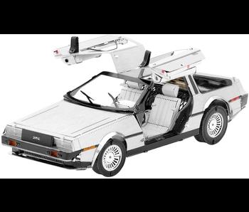 Metal Earth 3D Model: DeLorean Steel Model Kit