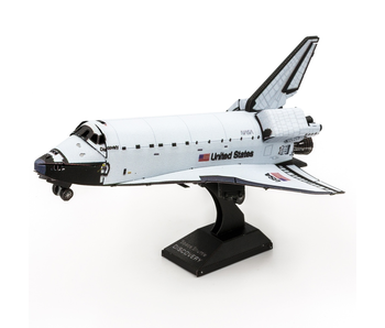 Metal Earth 3D Model : Space Shuttle Discovery