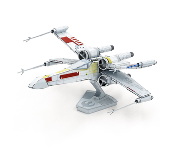 Metal Earth 3D Model : Iconx X-Wing Starfighter