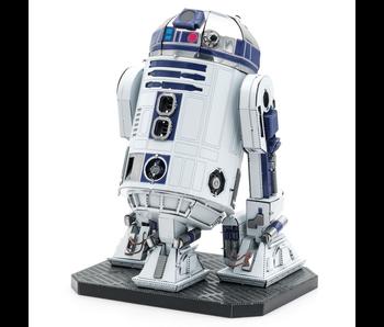 Metal Earth 3D Model: Iconx R2-D2