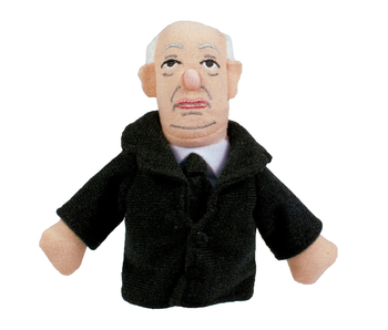 MAGNETIC PERSONALITY ALFRED HITCHCOCK