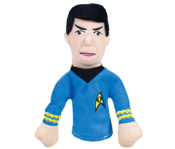 MAGNETIC PERSONALITY SPOCK