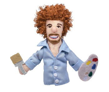 MAGNETIC PERSONALITY BOB ROSS