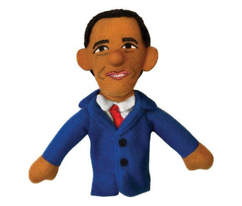 MAGNETIC PERSONALITY BARACK OBAMA