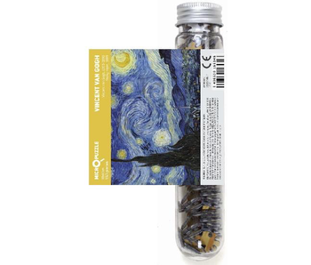 MICROPUZZLE: VINCENT VAN GOGH STARRY NIGHT