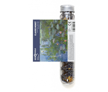 MICROPUZZLE: CLAUDE MONET NYMPHEAS