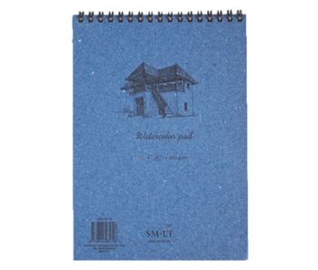 SMLT ART Watercolour Pad A5 Spiral Bound