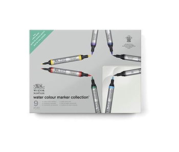 WINSOR & NEWTON WATER COLOR MARKER COLLECTION