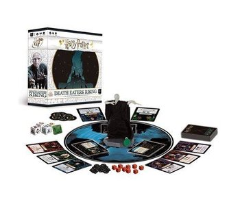 HARRY POTTER: DEATH EATERS RISING BOARD GAME