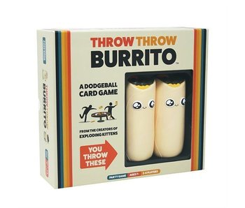 Throw Throw Burrito - Extreme Outdoor Edition