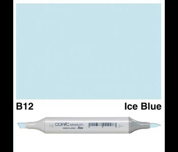 COPIC SKETCH B12 ICE BLUE
