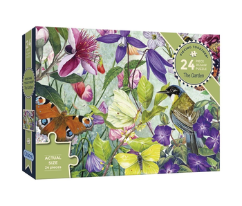 Gibsons Puzzle 24 XL Piece The Garden