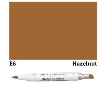 Art Alternatives ILLUSTRATION MARKER HAZELNUT