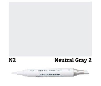 Art Alternatives ILLUSTRATION MARKER NEUTRAL GRAY 2