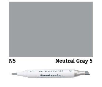 Art Alternatives ILLUSTRATION MARKER NEUTRAL GRAY 5