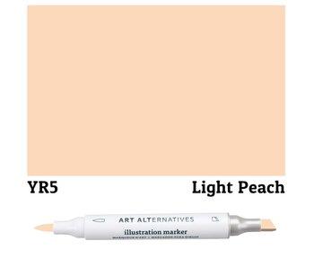 AA ILLUSTRATION MARKER LIGHT PEACH