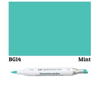 Art Alternatives ILLUSTRATION MARKER MINT