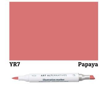 Art Alternatives ILLUSTRATION MARKER PAPAYA