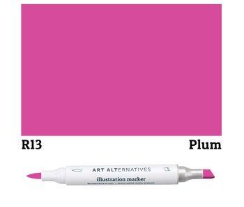 Art Alternatives ILLUSTRATION MARKER PLUM