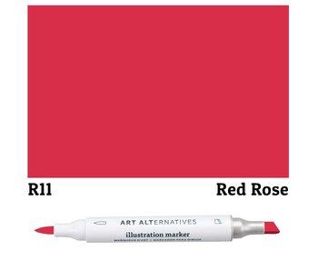 Art Alternatives ILLUSTRATION MARKER ROSE RED
